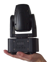 Flash LED 10W RGBW Beam Moving Head