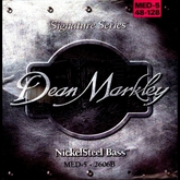 DEAN MARKLEY 2606B NickelSteel Bass