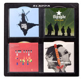 Slappa USA DJ Style CD Pages (5 Pack)