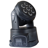 Flash LED 70W RGBW Wash Moving head